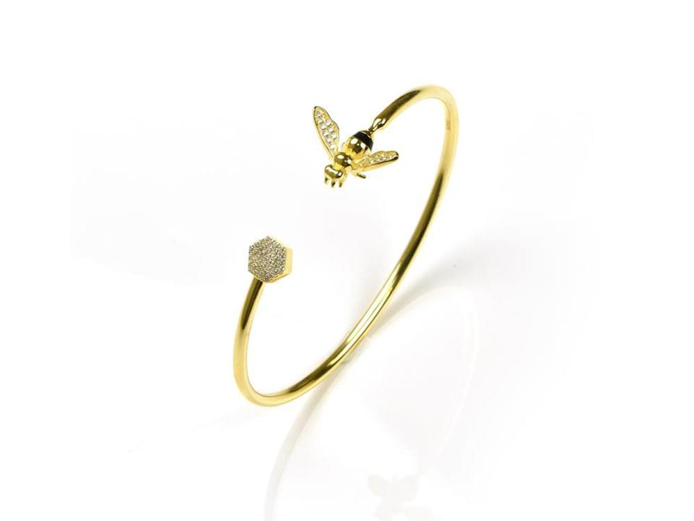 Honey Bee jewellery collection from Italy