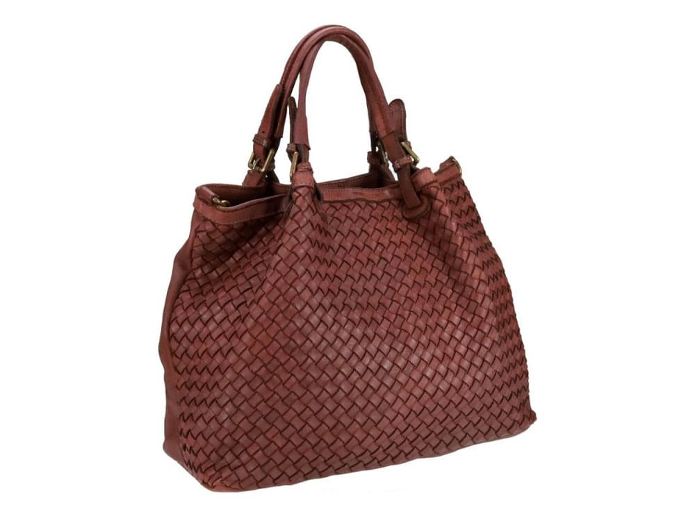Italian luxury leather bags