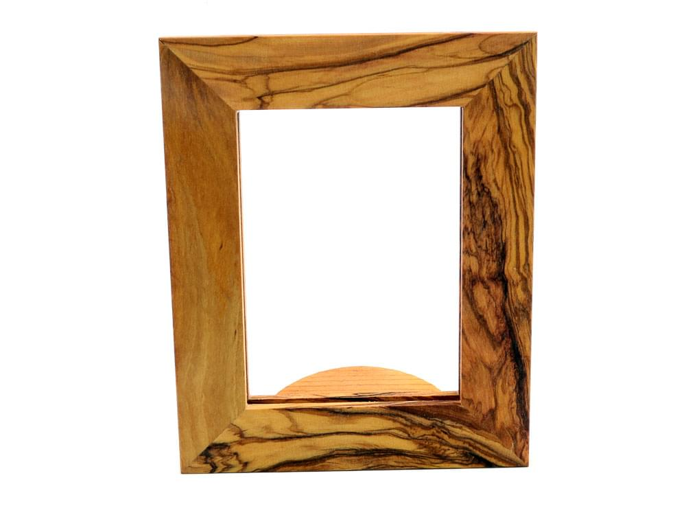 Lifestyle Small & Large, rectangular frame - Set of olive wood frames