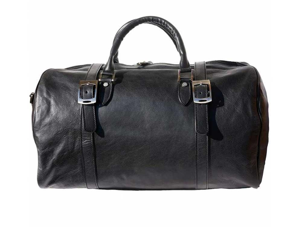 Italian leather travel bag, italian leather travel bag