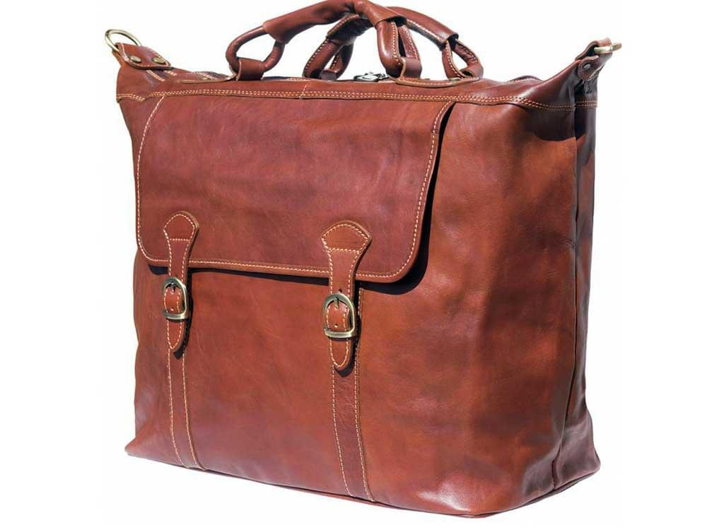 Jesi (brown) - ideal for air travel and weekends away - the perfect hand luggage for flying