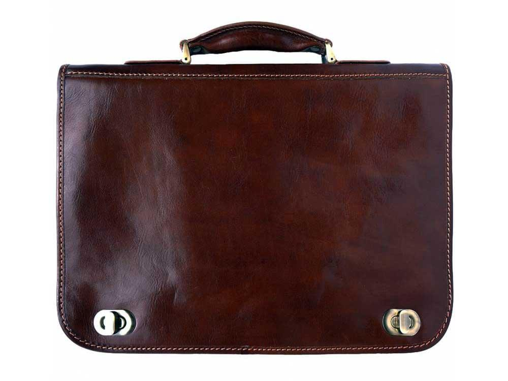 Italian leather business bag, italian leather business bags