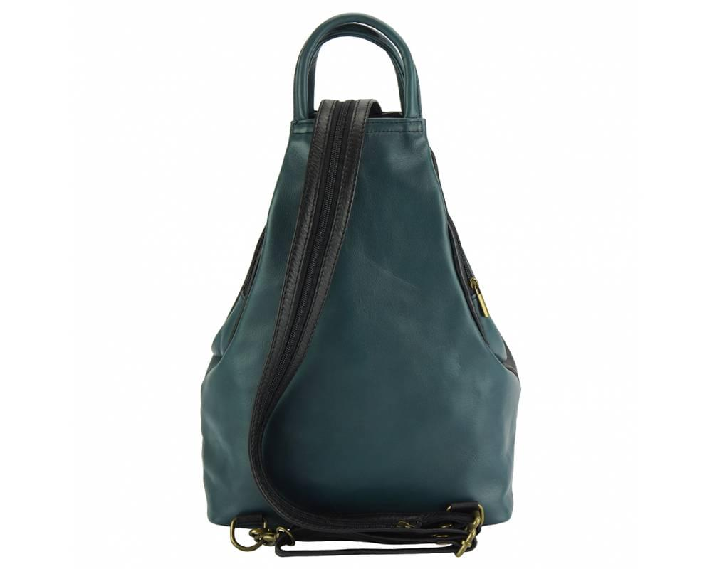 Biella - perfect everyday bag - back view with the straps zipped