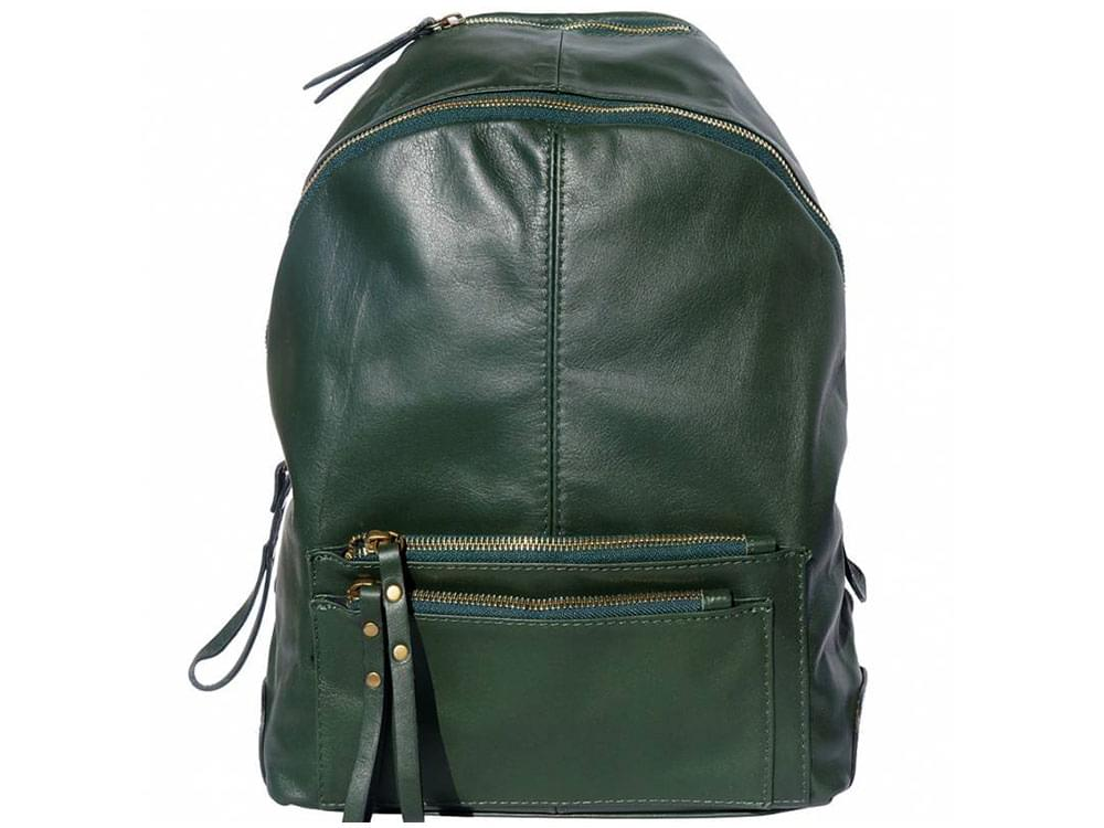 Brunico - functional, refined and elegant backpack - front view
