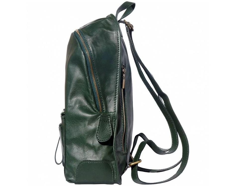 Brunico - functional, refined and elegant backpack - side view