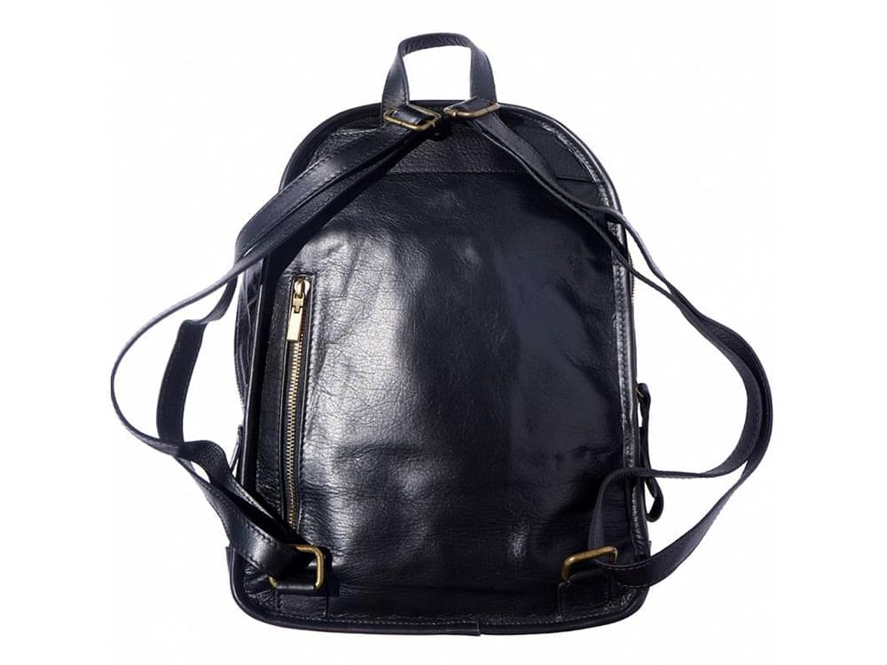 Brunico - functional, refined and elegant backpack - back view