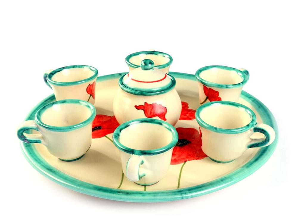 italian ceramic coffee cups