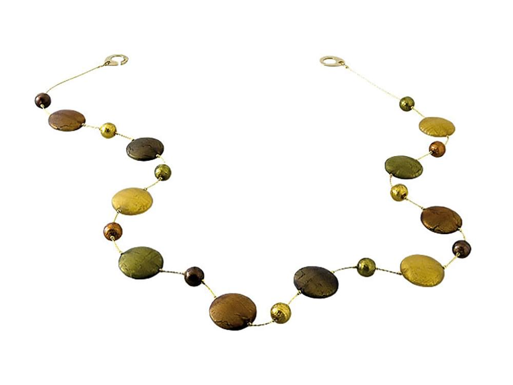 Solare Set with long necklace - the necklace