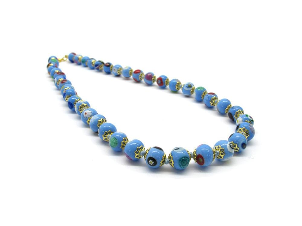 Murano glass necklace, murano glass necklaces