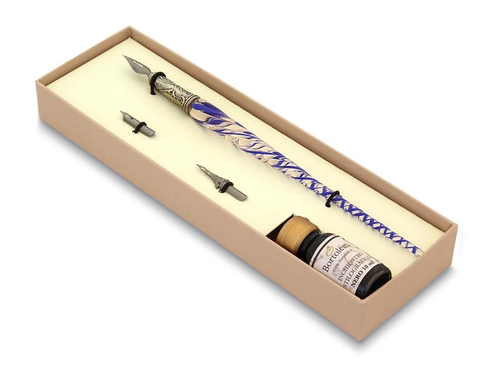 Traditional pen sets, calligraphy pens, pen & ink gift sets