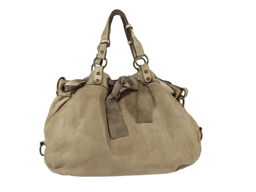 Cortina - soft and comfortable vintage leather bag