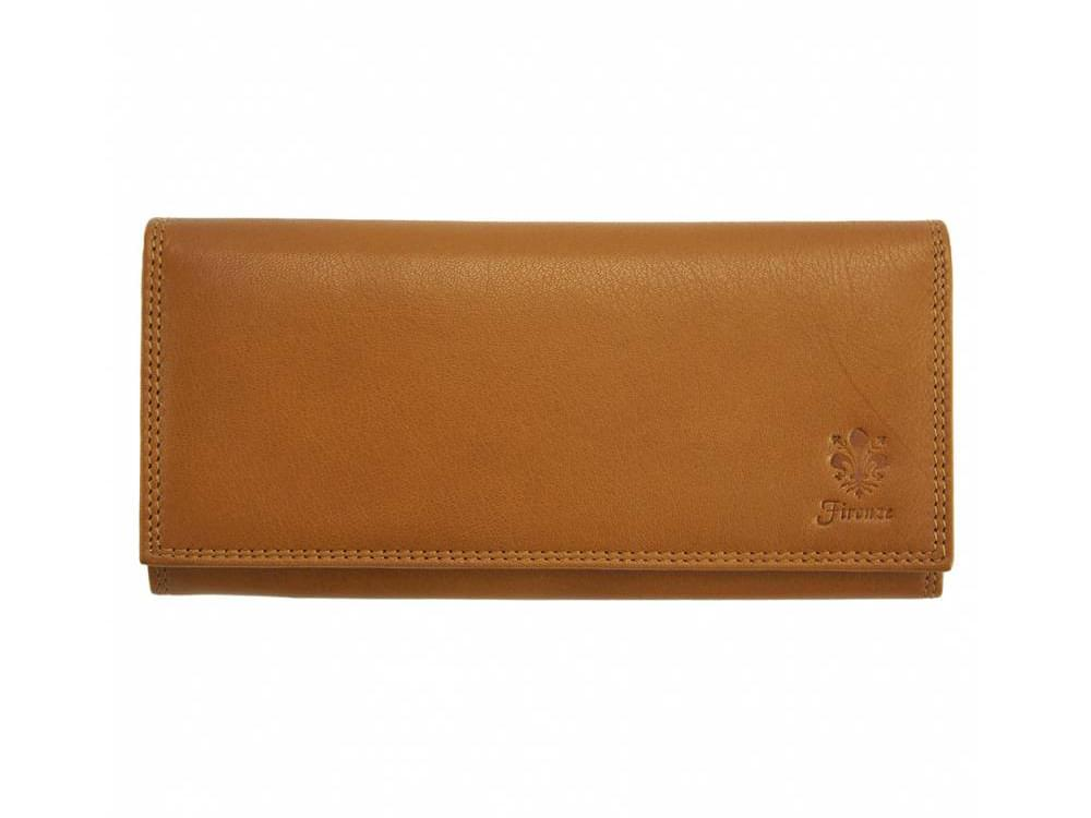 Matilde - igeniously designed leather wallet - front view