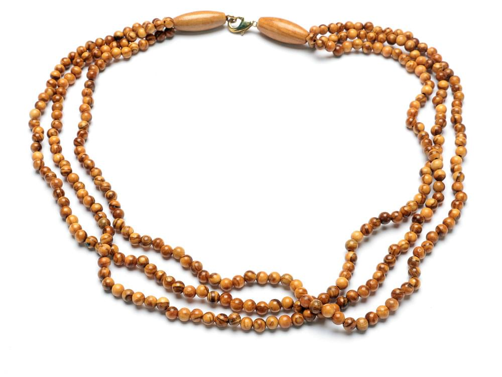 Triple Strand Necklace - 2