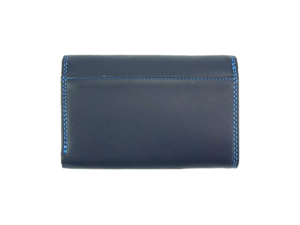 Filomena - refined and sophisticated luxurious leather wallet - back view