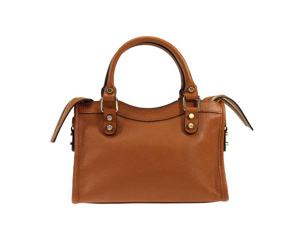 Italian leather handbags