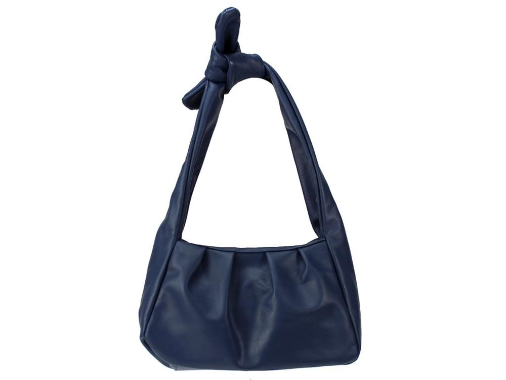 Norcia -soft shoulder bag made from Sauvage leather